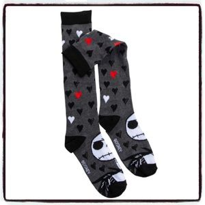 The Nightmare Before Christmas Jack with Hearts